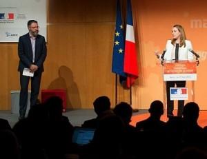 """""""30 ans de création d'entreprises"""" : introduction d'Axelle Lemaire"""
