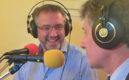 Podcast Onera avec Patrick Wagner — (c) Onera