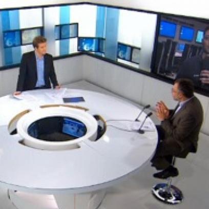 Rosetta sur LCI, TV5 et Europe 1